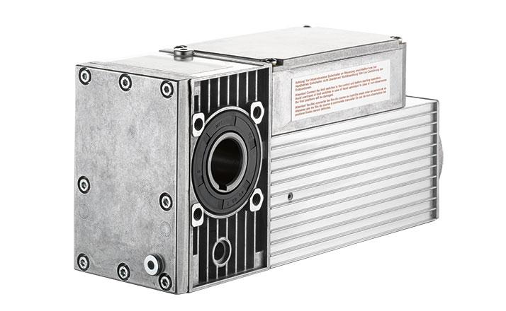 Aufsteck-Getriebemotor Compacta MS12