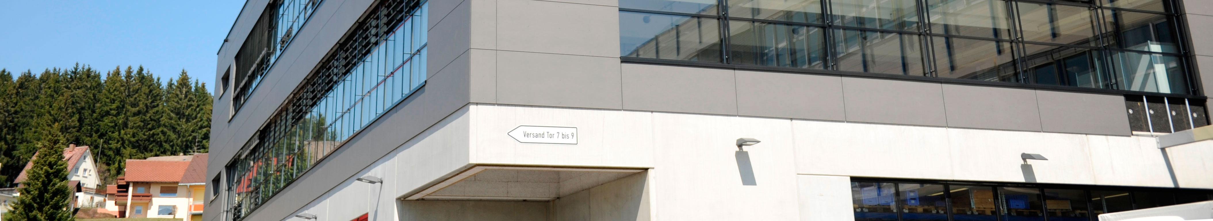 Budynek firmowy Framo Morat